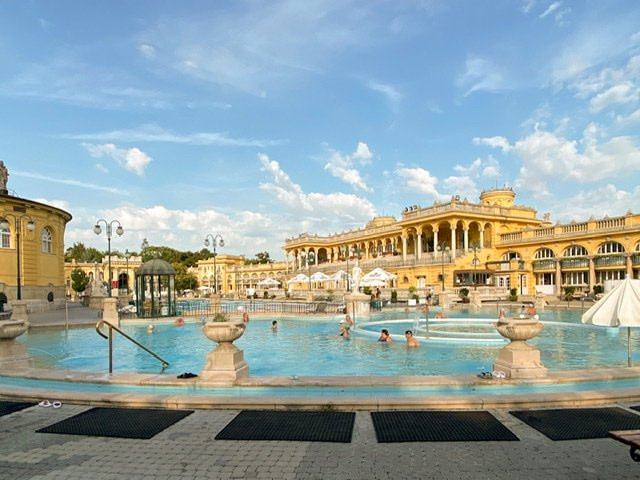 August 2021 Recap: Budapest Baths and Hungarian Town Attractions