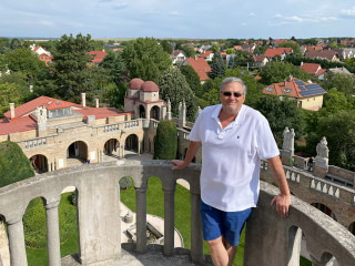 Man at Bory Castle