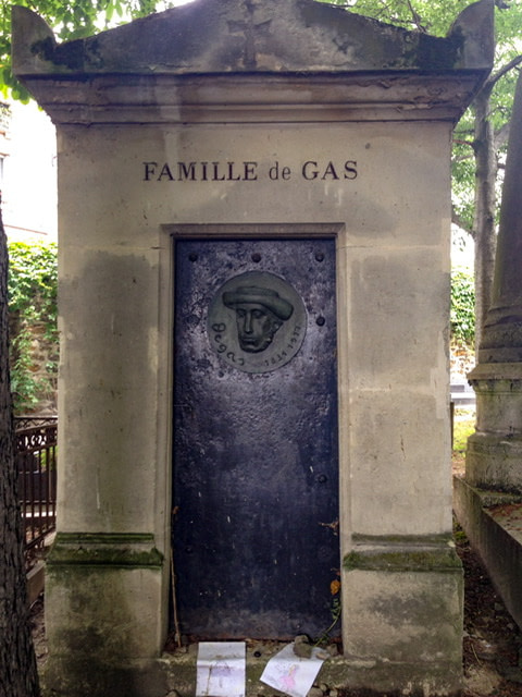 Mausoleum of the Famille de Gas