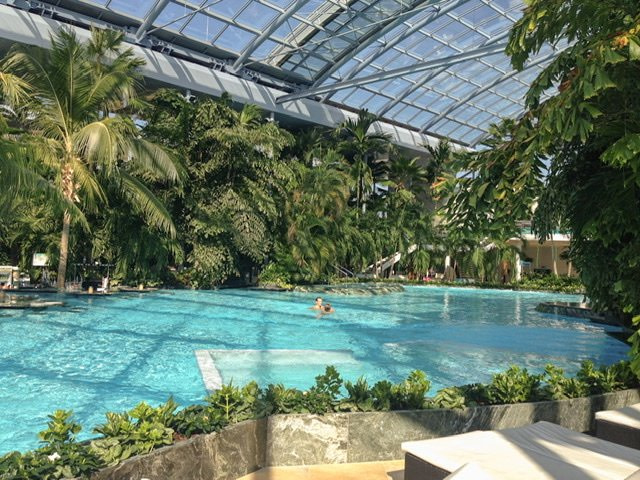 Therme Bucuresti: A Wind and Whim Favorite Place