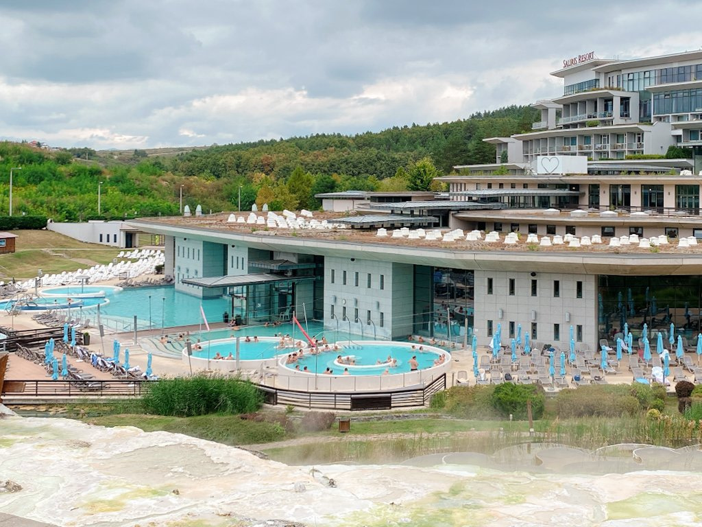 The Saliris Resort Spa and Conference Hotel